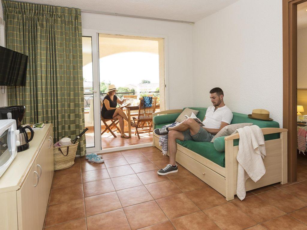 Ferienwohnung Großzügiges Studio mit Balkon an der Ostküste Korsikas (257240), San Nicolao, Nordkorsika, Korsika, Frankreich, Bild 5