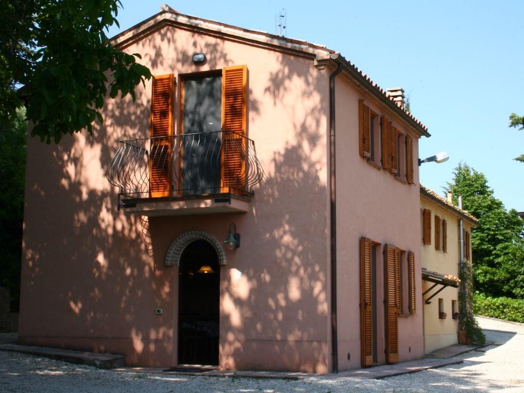 Ferienhaus Gelsomino (257362), Montecarotto, Ancona, Marken, Italien, Bild 2
