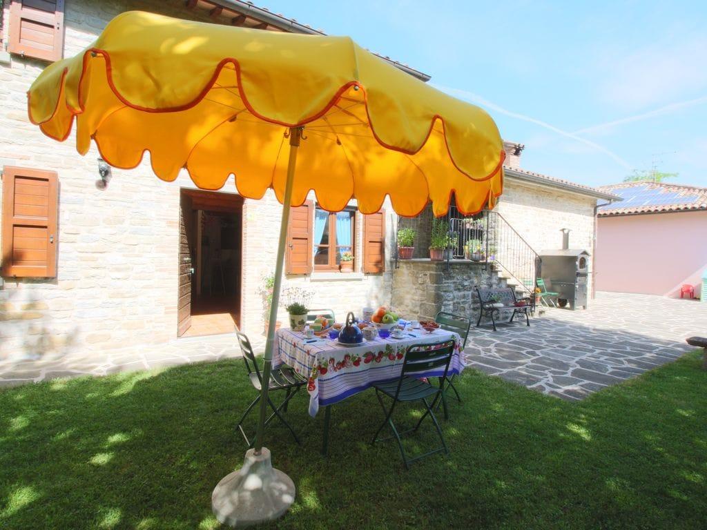 Ferienwohnung Landhaus in Marche mit Garten und Waldblick (259509), Apecchio, Pesaro und Urbino, Marken, Italien, Bild 3