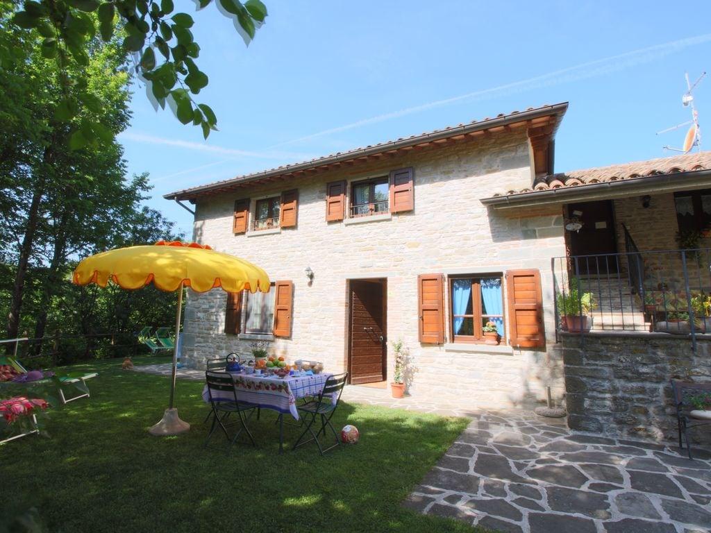 Ferienwohnung Landhaus in Marche mit Garten und Waldblick (259509), Apecchio, Pesaro und Urbino, Marken, Italien, Bild 8