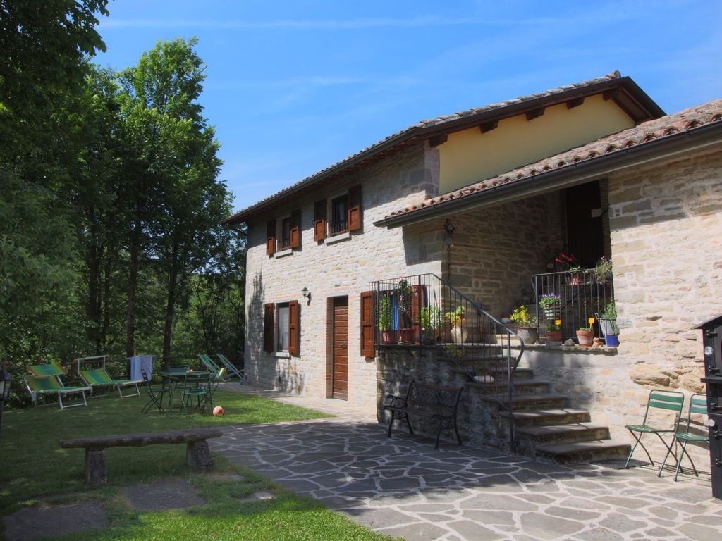 Ferienwohnung Landhaus in Marche mit Garten und Waldblick (259509), Apecchio, Pesaro und Urbino, Marken, Italien, Bild 9