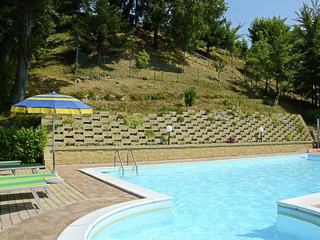 Ferienwohnung Landhaus in Marche mit Garten und Waldblick (259509), Apecchio, Pesaro und Urbino, Marken, Italien, Bild 13