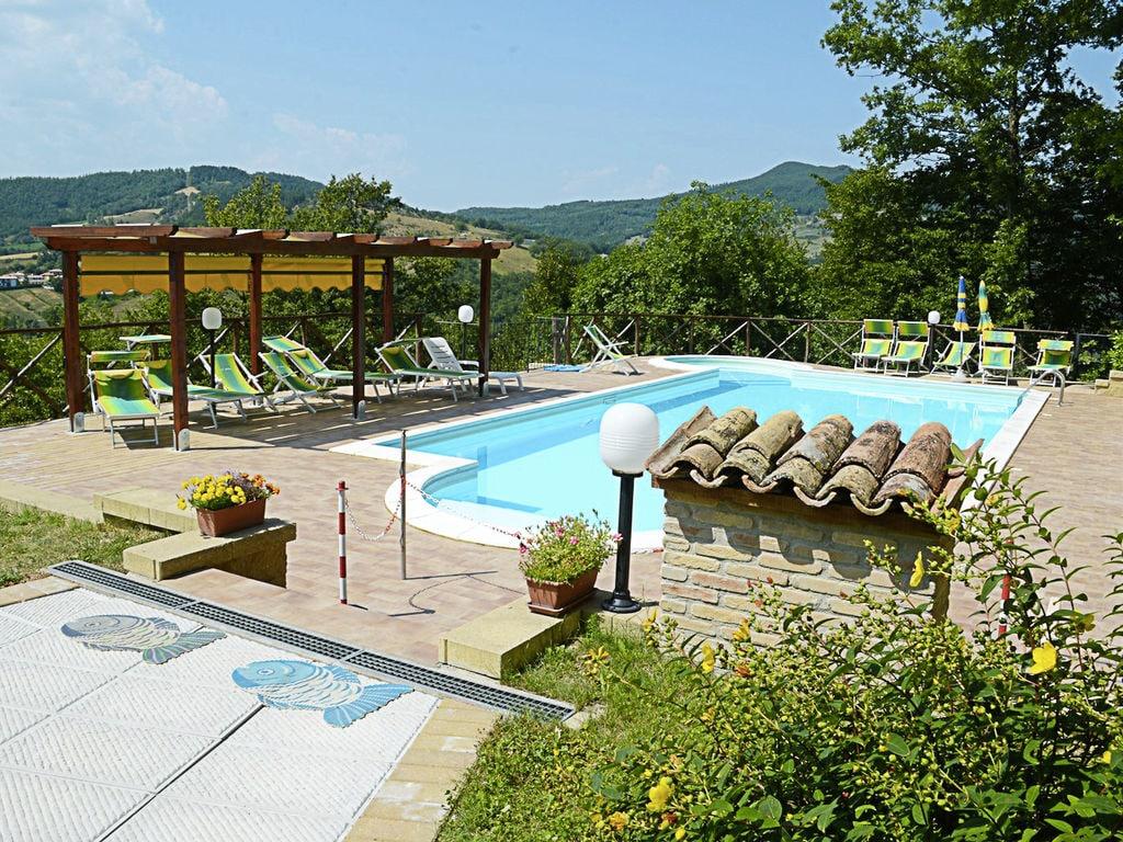 Ferienwohnung Landhaus in Marche mit Garten und Waldblick (259509), Apecchio, Pesaro und Urbino, Marken, Italien, Bild 14