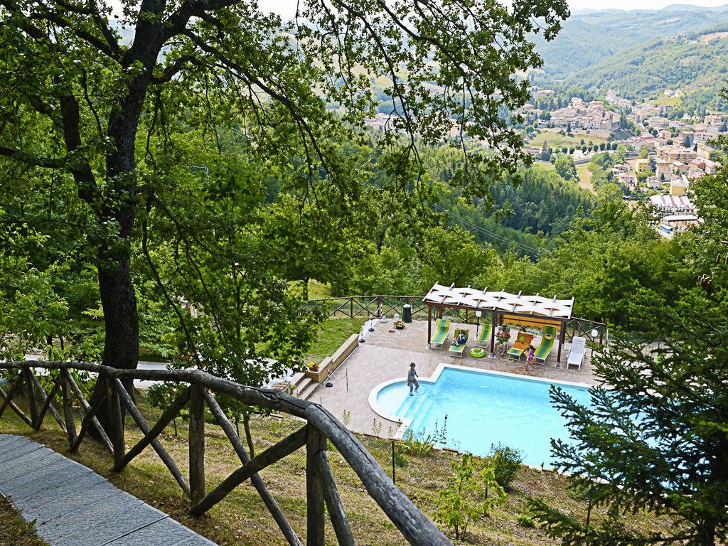 Ferienwohnung Landhaus in Marche mit Garten und Waldblick (259509), Apecchio, Pesaro und Urbino, Marken, Italien, Bild 16