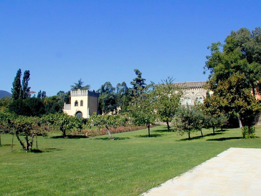 Ferienhaus Traumschloss mit königlichem Ambiente bei Padua und Venedig (261624), Monselice, Padua, Venetien, Italien, Bild 21