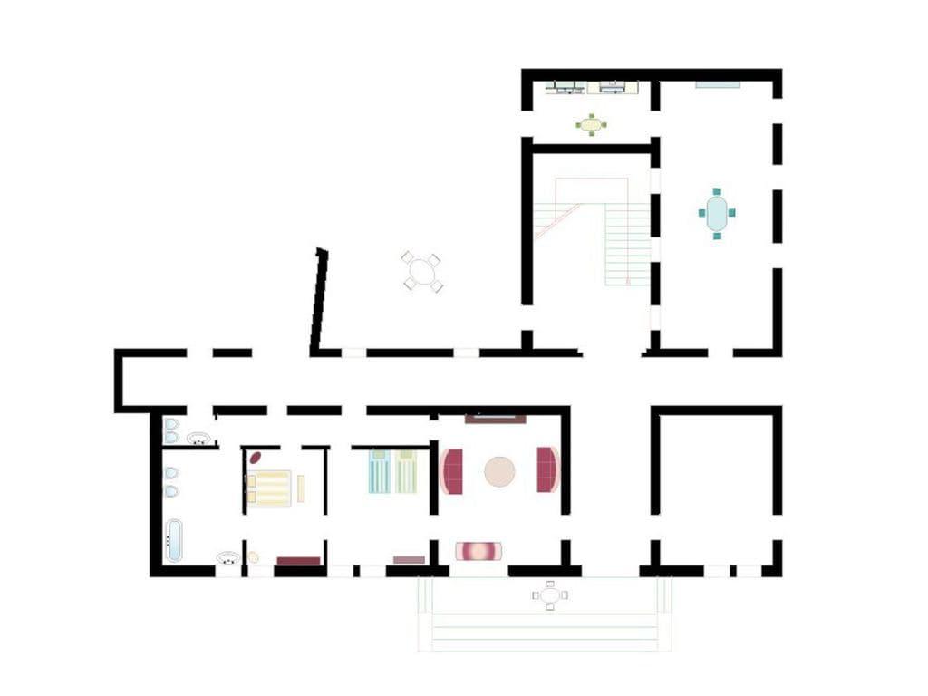 Ferienhaus Traumschloss für königlichen Urlaub in Norditalien (261623), Monselice, Padua, Venetien, Italien, Bild 19