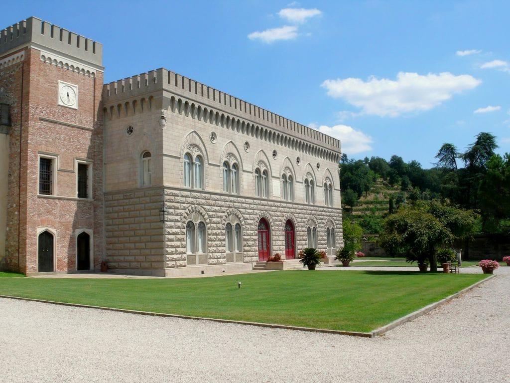 Ferienhaus Wunderschönes Schloss in Monselice mit Hallenbad (261622), Monselice, Padua, Venetien, Italien, Bild 15