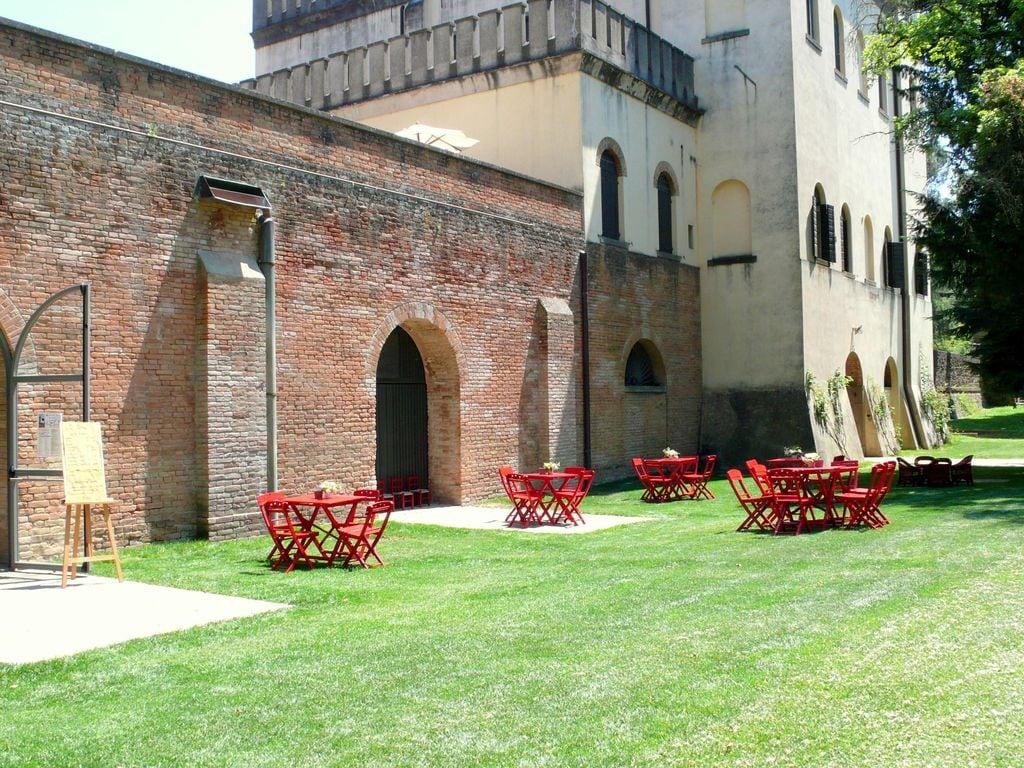 Ferienhaus Wunderschönes Schloss in Monselice mit Hallenbad (261622), Monselice, Padua, Venetien, Italien, Bild 16