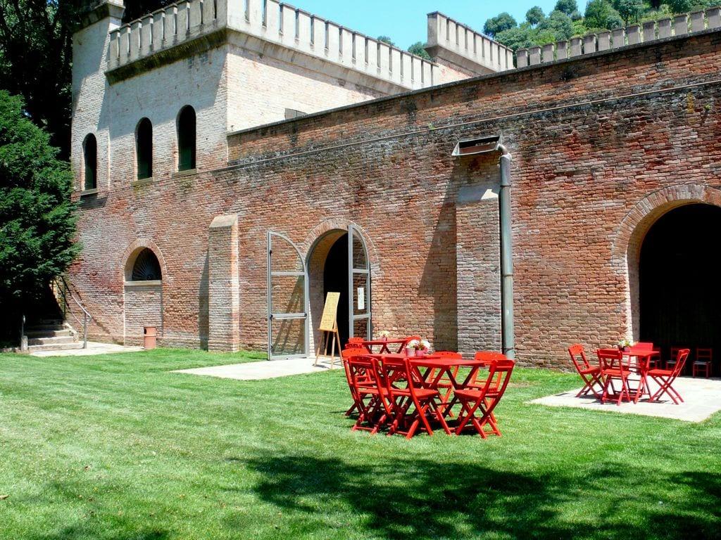 Ferienhaus Wunderschönes Schloss in Monselice mit Hallenbad (261622), Monselice, Padua, Venetien, Italien, Bild 17