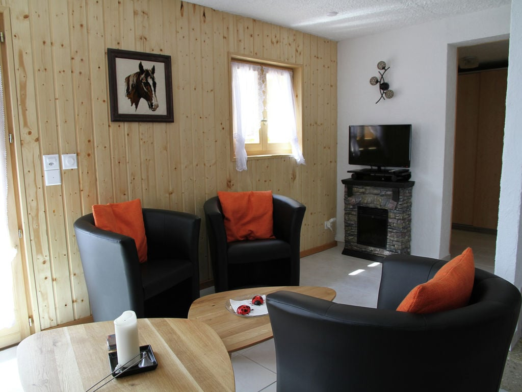 Ferienhaus Geräumiges Chalet in der Nähe des Skigebiets Saclenz (263452), Nendaz, 4 Vallées, Wallis, Schweiz, Bild 5