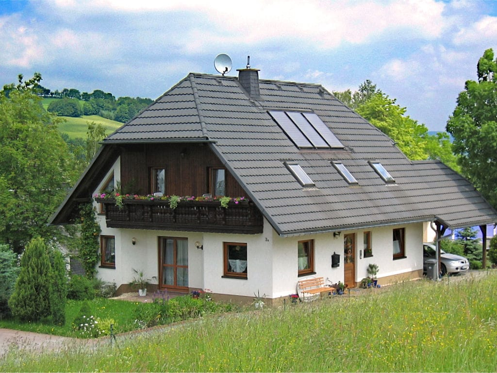 Holiday apartment Schöne Ferienwohnung in Pöhla Sachsen in Skigebietsnähe (420255), Schwarzenberg (DE), The Ore Mountains, Saxony, Germany, picture 5