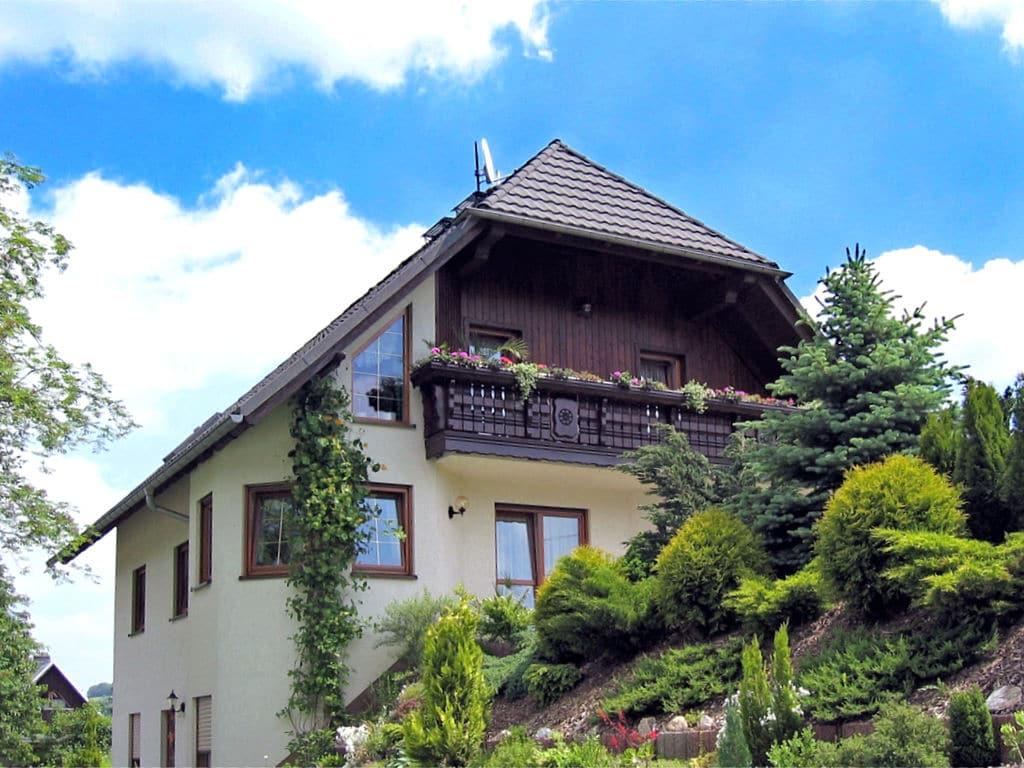 Holiday apartment Schöne Ferienwohnung in Pöhla Sachsen in Skigebietsnähe (420255), Schwarzenberg (DE), The Ore Mountains, Saxony, Germany, picture 4