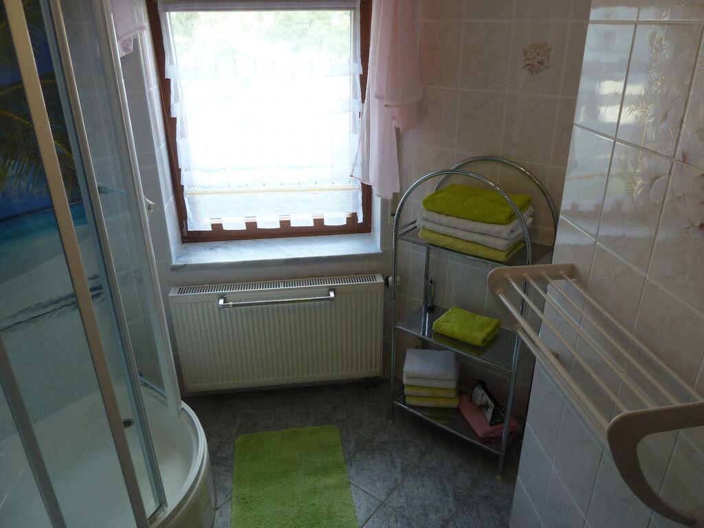 Holiday apartment Schöne Ferienwohnung in Pöhla Sachsen in Skigebietsnähe (420255), Schwarzenberg (DE), The Ore Mountains, Saxony, Germany, picture 25
