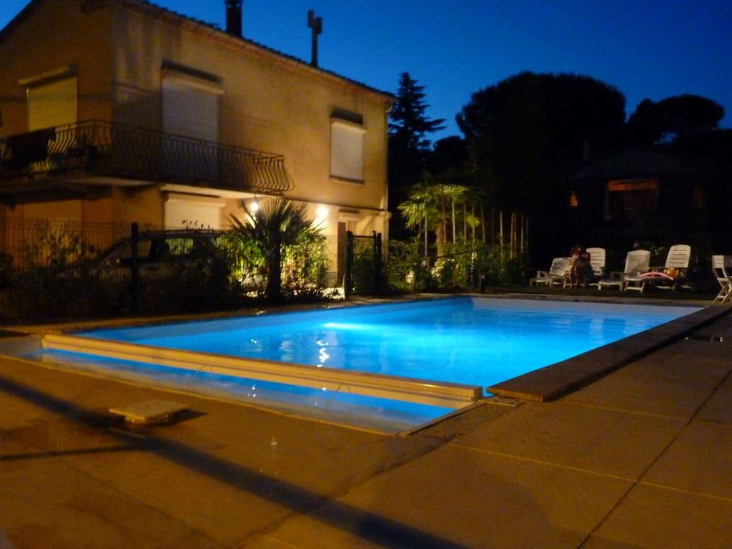 Ferienhaus Attraktive Villa in Carcassonne mit Whirlpool (264229), Carcassonne, Aude Binnenland, Languedoc-Roussillon, Frankreich, Bild 6