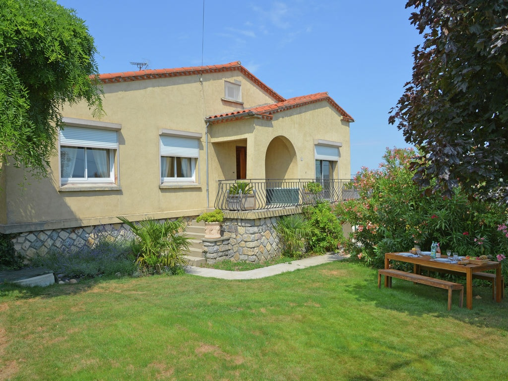 Ferienhaus Attraktive Villa in Carcassonne mit Whirlpool (264229), Carcassonne, Aude Binnenland, Languedoc-Roussillon, Frankreich, Bild 3