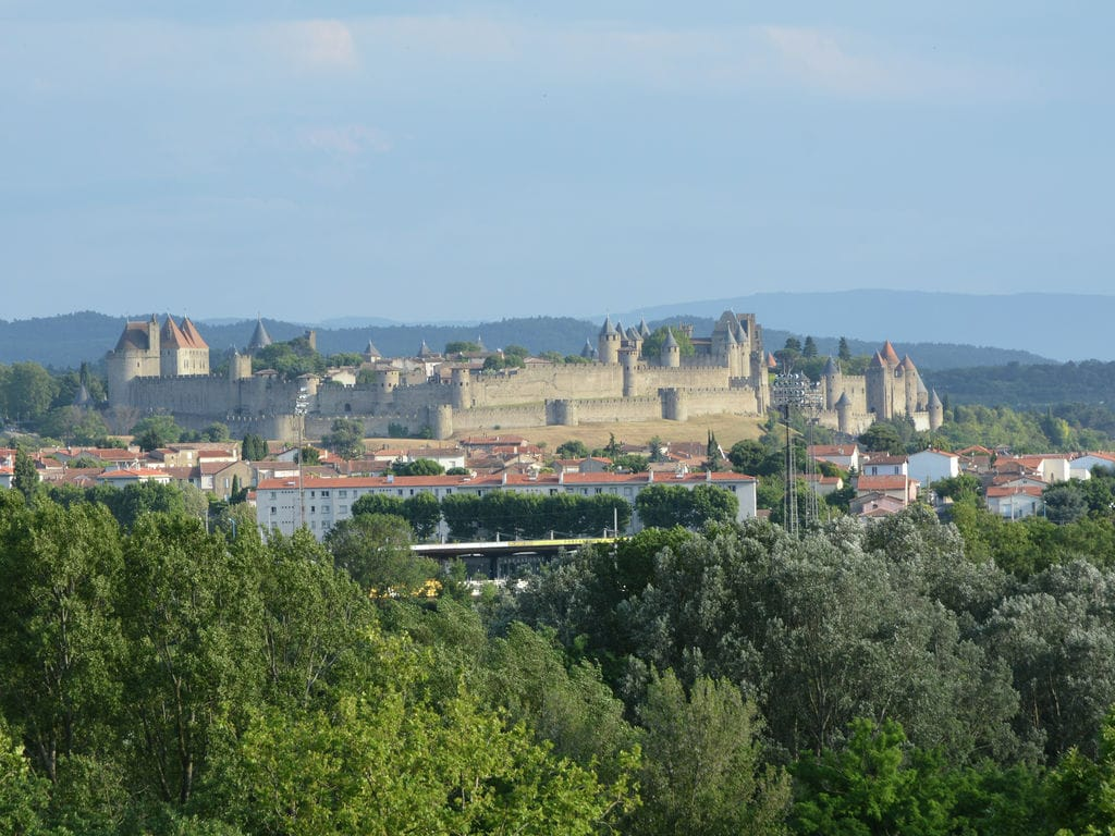 Ferienhaus Attraktive Villa in Carcassonne mit Whirlpool (264229), Carcassonne, Aude Binnenland, Languedoc-Roussillon, Frankreich, Bild 7