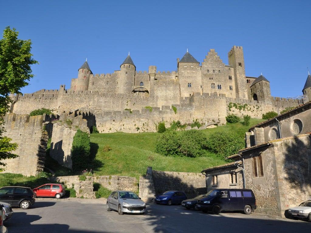Ferienhaus Attraktive Villa in Carcassonne mit Whirlpool (264229), Carcassonne, Aude Binnenland, Languedoc-Roussillon, Frankreich, Bild 23