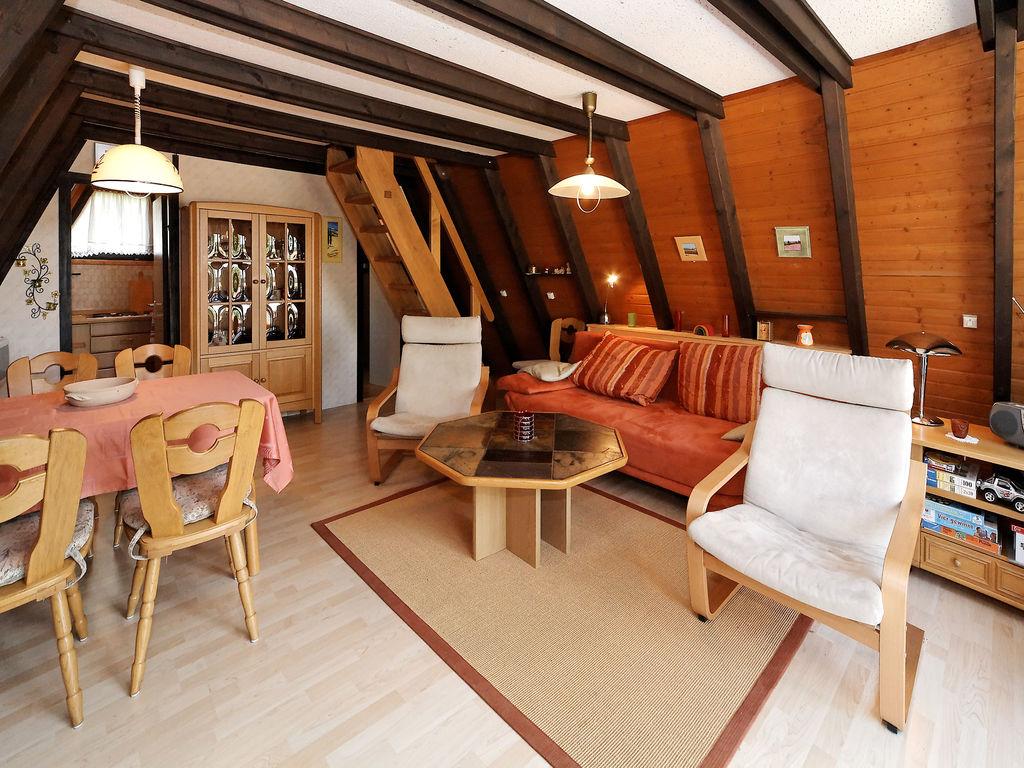 Ferienhaus Freistehendes Ferienhaus mit Terrasse an einem Badesee (264615), Waldkirchen, Bayerischer Wald, Bayern, Deutschland, Bild 5
