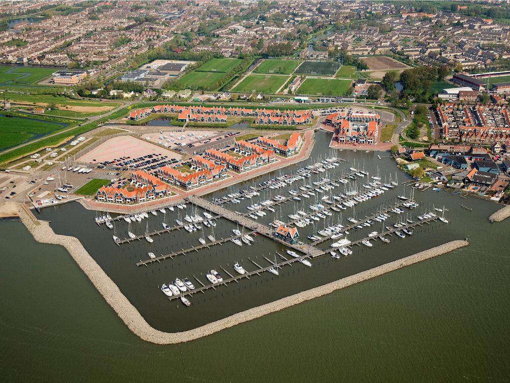 Ferienhaus Marinapark Volendam 7 (264928), Volendam, Waterland und Zaanregion, Noord Holland, Niederlande, Bild 23