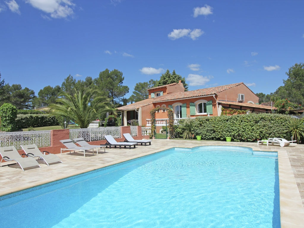 Holiday house Geräumige Villa in Bagnols-en-Forêt mit Swimmingpool (270187), Fréjus, Côte d'Azur, Provence - Alps - Côte d'Azur, France, picture 2