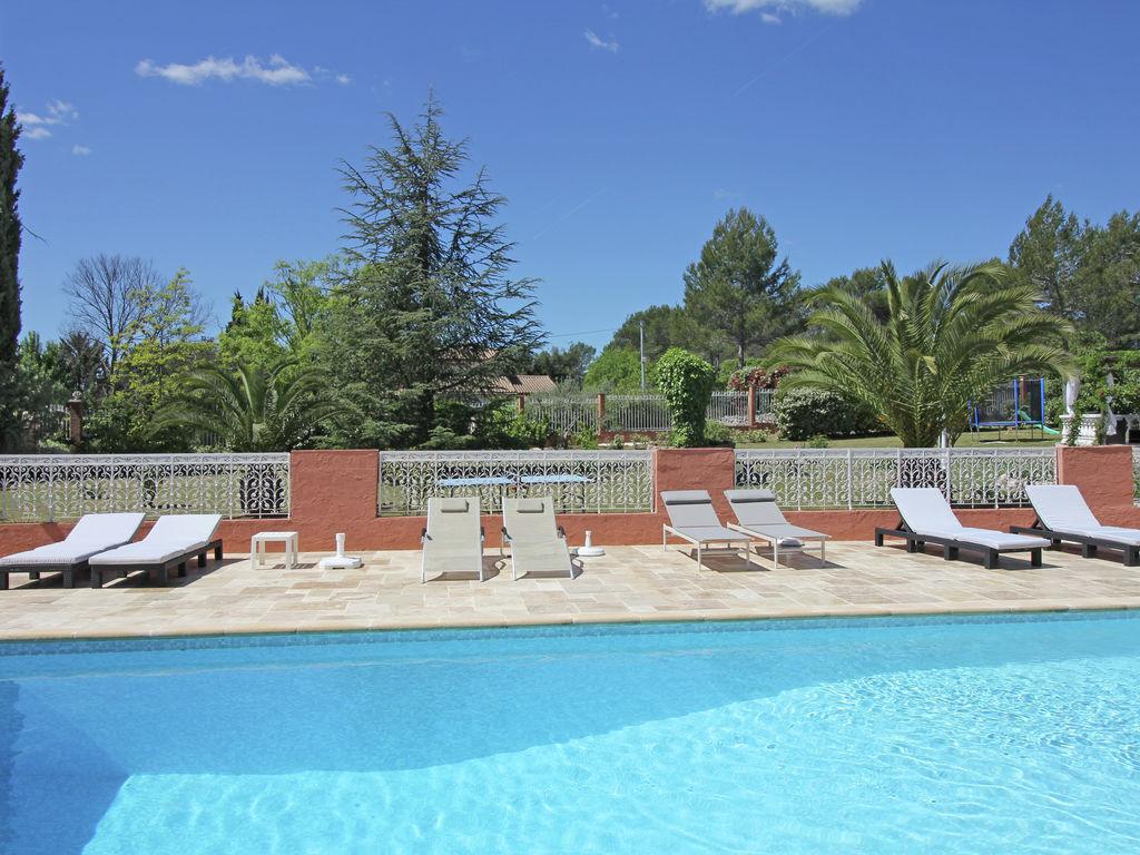 Holiday house Geräumige Villa in Bagnols-en-Forêt mit Swimmingpool (270187), Fréjus, Côte d'Azur, Provence - Alps - Côte d'Azur, France, picture 6