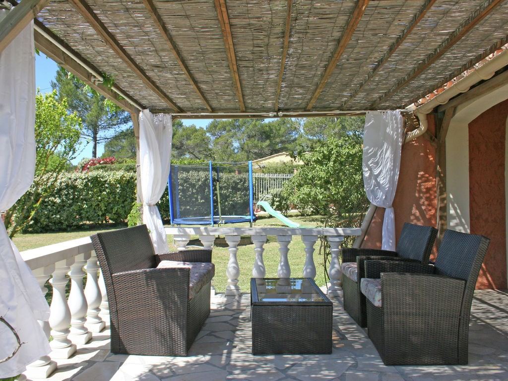 Holiday house Geräumige Villa in Bagnols-en-Forêt mit Swimmingpool (270187), Fréjus, Côte d'Azur, Provence - Alps - Côte d'Azur, France, picture 22