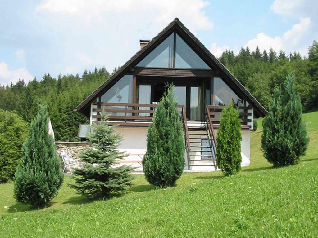 Talblick Ferienhaus