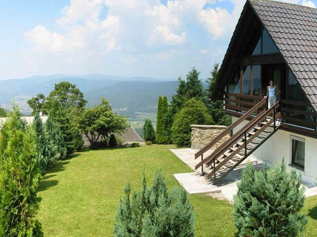 Ferienhaus im Bayerischen Wald mit Terrasse und herrlicher Aussicht (270032), Schöfweg, Bayerischer Wald, Bayern, Deutschland, Bild 13