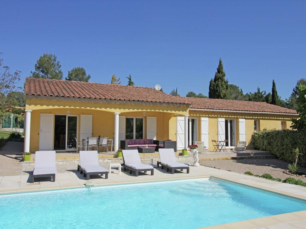 Holiday house Kinderfreundliche Villa in Bagnols-en-Forêt mit eigenem Pool (270188), Fréjus, Côte d'Azur, Provence - Alps - Côte d'Azur, France, picture 2
