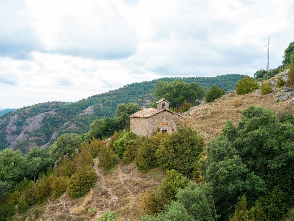 Ferienhaus Rustikales Herrenhaus Lladurs mit Schwimmbad (270062), Cambrils, Lleida, Katalonien, Spanien, Bild 34