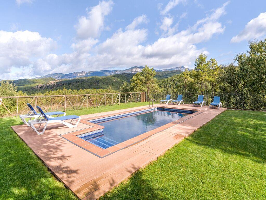 Ferienhaus Rustikales Herrenhaus Lladurs mit Schwimmbad (270062), Cambrils, Lleida, Katalonien, Spanien, Bild 3