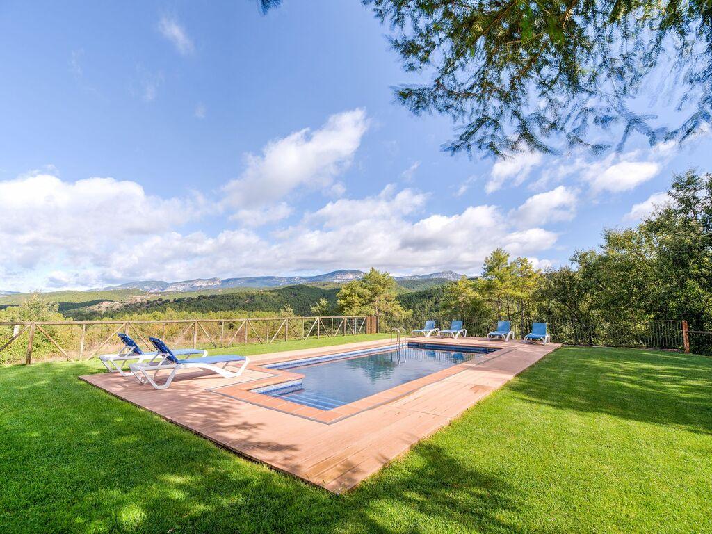 Ferienhaus Rustikales Herrenhaus Lladurs mit Schwimmbad (270062), Cambrils, Lleida, Katalonien, Spanien, Bild 9