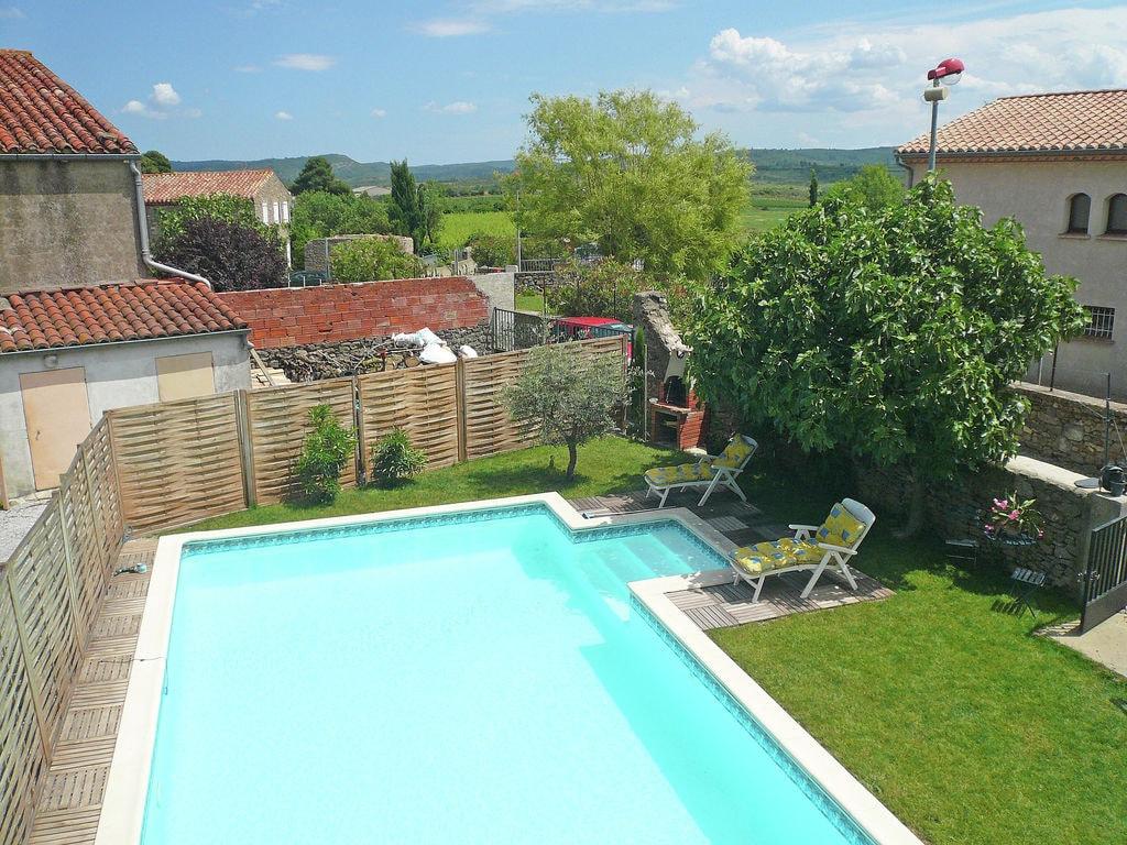Ferienhaus Reizendes Ferienhaus mit Swimmingpool in Talairan (270104), Lagrasse, Aude Binnenland, Languedoc-Roussillon, Frankreich, Bild 3