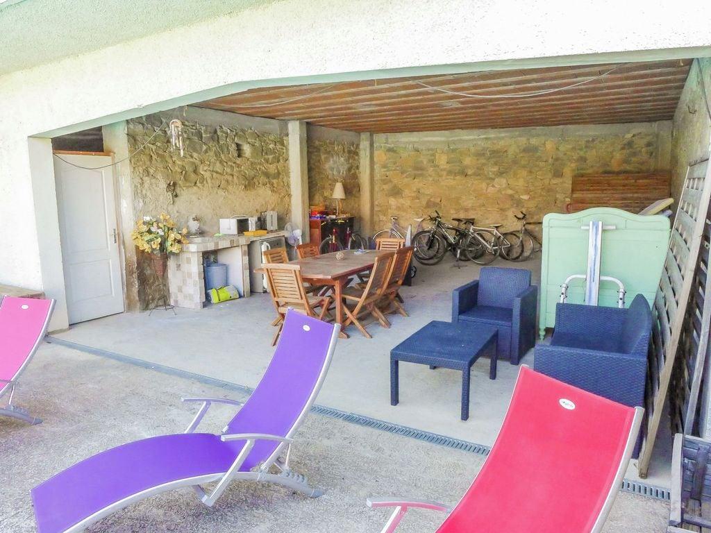 Ferienhaus Reizendes Ferienhaus mit Swimmingpool in Talairan (270104), Lagrasse, Aude Binnenland, Languedoc-Roussillon, Frankreich, Bild 21