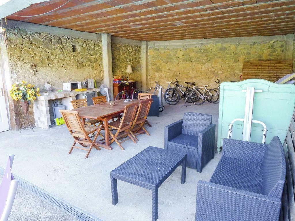 Ferienhaus Reizendes Ferienhaus mit Swimmingpool in Talairan (270104), Lagrasse, Aude Binnenland, Languedoc-Roussillon, Frankreich, Bild 2
