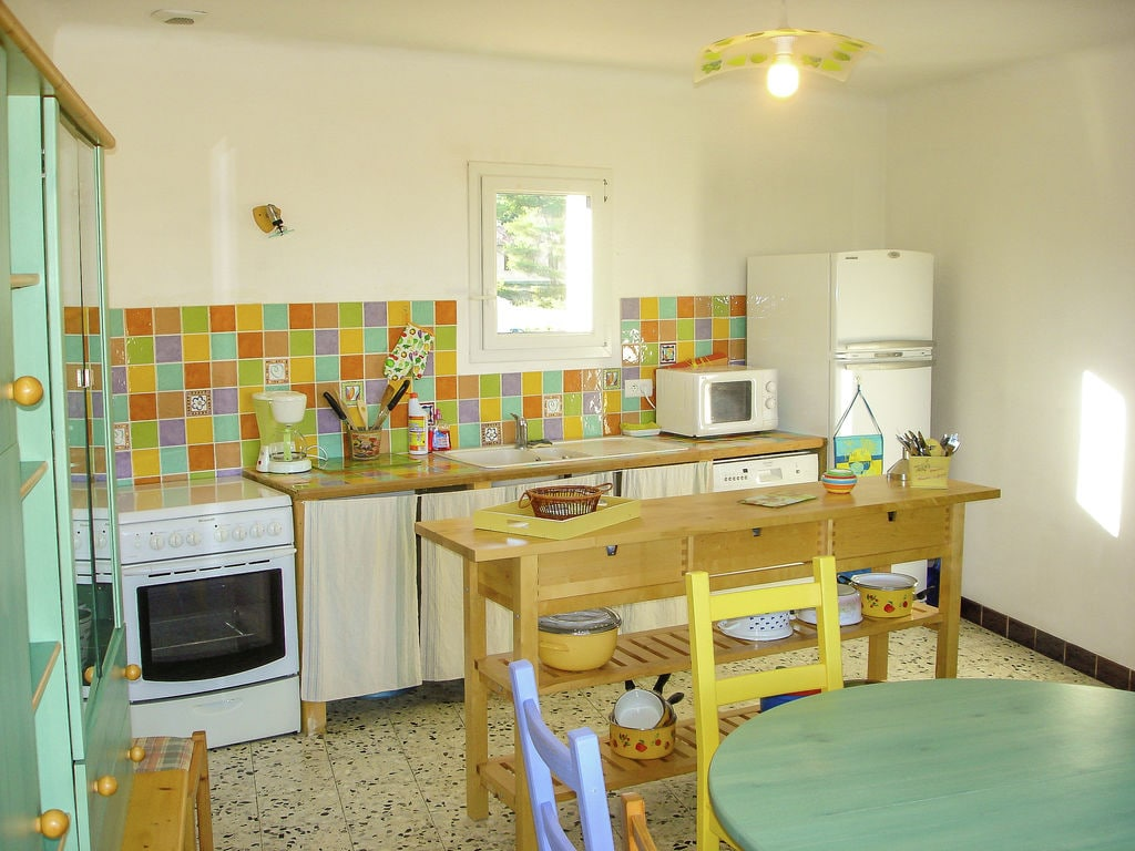 Holiday house Reizendes Ferienhaus mit Swimmingpool in Talairan (270104), Lagrasse, Aude inner land, Languedoc-Roussillon, France, picture 10