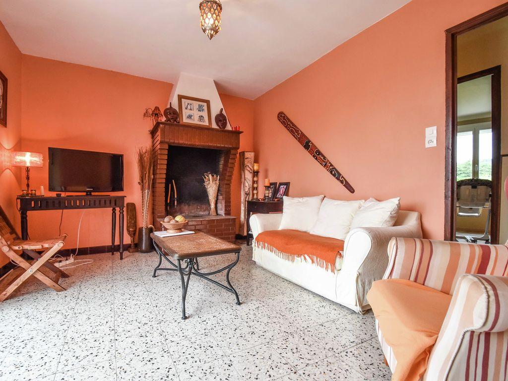 Ferienhaus Reizendes Ferienhaus mit Swimmingpool in Talairan (270104), Lagrasse, Aude Binnenland, Languedoc-Roussillon, Frankreich, Bild 6