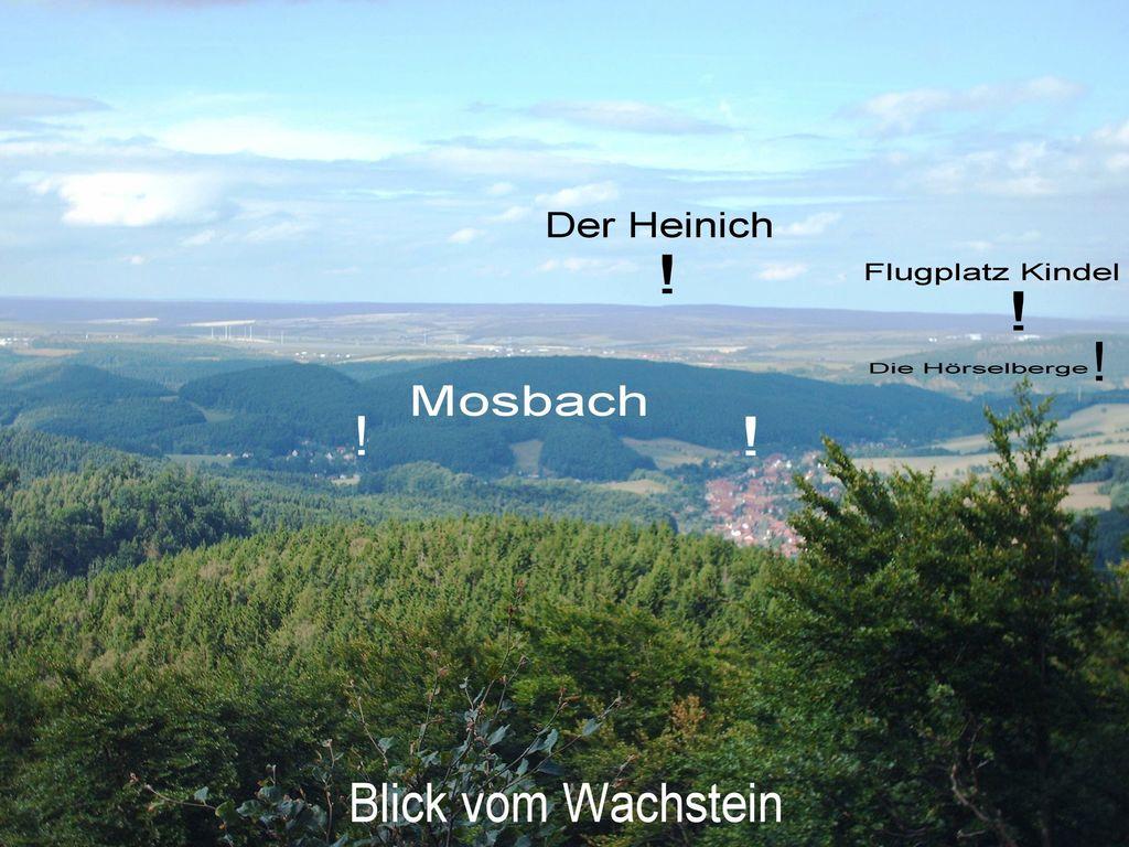 Ferienhaus Finnhütte Bergblick (270037), Wutha-Farnroda, Thüringer Wald, Thüringen, Deutschland, Bild 32