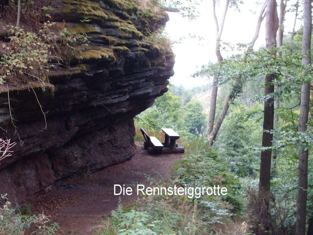 Ferienhaus Finnhütte Bergblick (270037), Wutha-Farnroda, Thüringer Wald, Thüringen, Deutschland, Bild 38