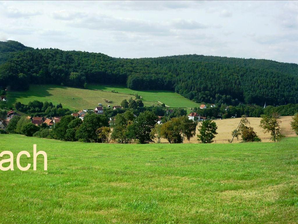 Ferienhaus Finnhütte Bergblick (270037), Wutha-Farnroda, Thüringer Wald, Thüringen, Deutschland, Bild 34