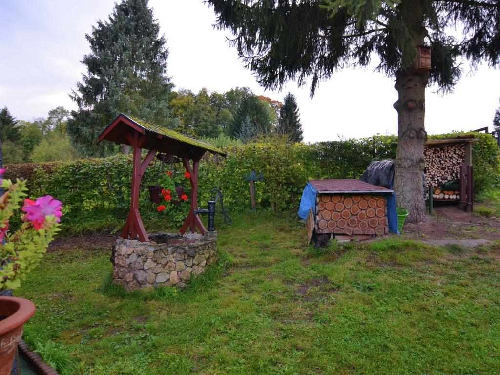 Ferienhaus Finnhütte Bergblick (270037), Wutha-Farnroda, Thüringer Wald, Thüringen, Deutschland, Bild 20