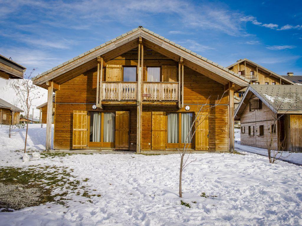 Ferienhaus Le Hameau du Puy 5 (277492), Superdévoluy, Hautes-Alpes, Provence - Alpen - Côte d'Azur, Frankreich, Bild 5