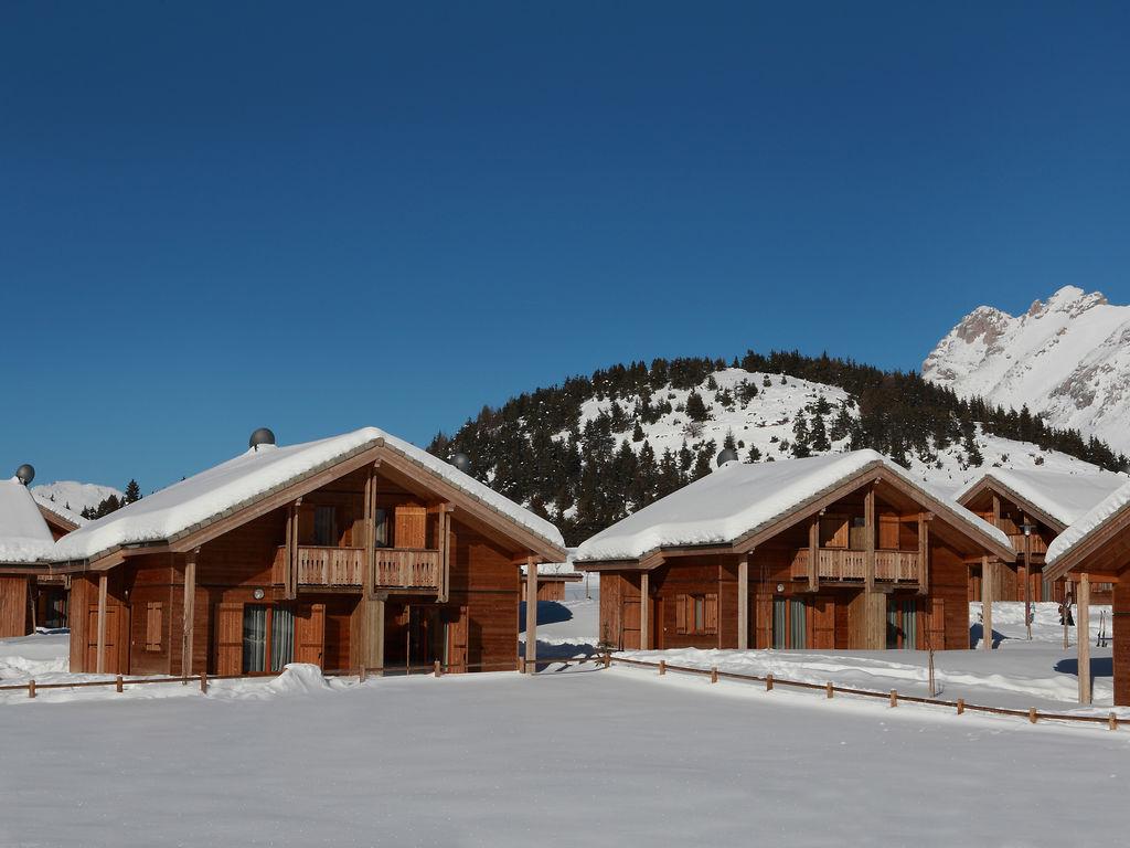 Ferienhaus Le Hameau du Puy 5 (277492), Superdévoluy, Hautes-Alpes, Provence - Alpen - Côte d'Azur, Frankreich, Bild 6