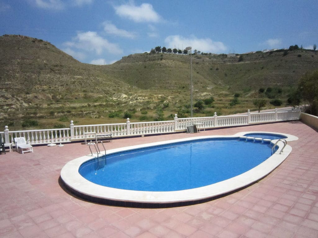 Ferienhaus Idyllisches Ferienhaus mit Pool in Rojales (277446), Rojales, Costa Blanca, Valencia, Spanien, Bild 4