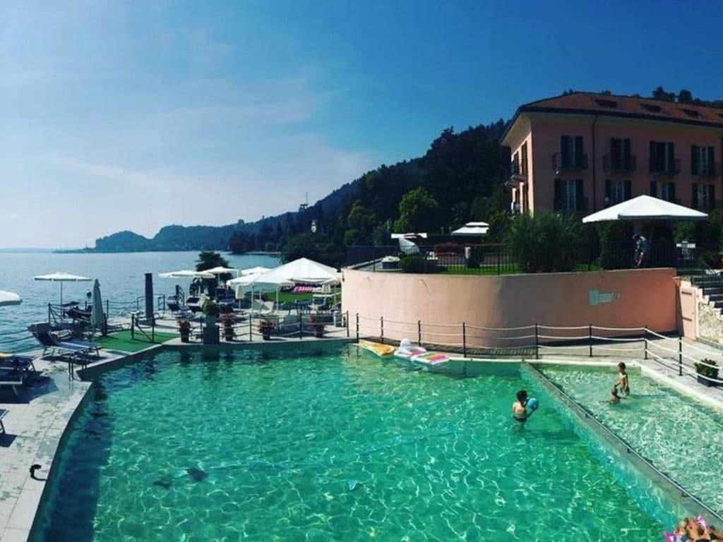 Ferienwohnung Antico Studio (296866), Meina, Lago Maggiore (IT), Piemont, Italien, Bild 3