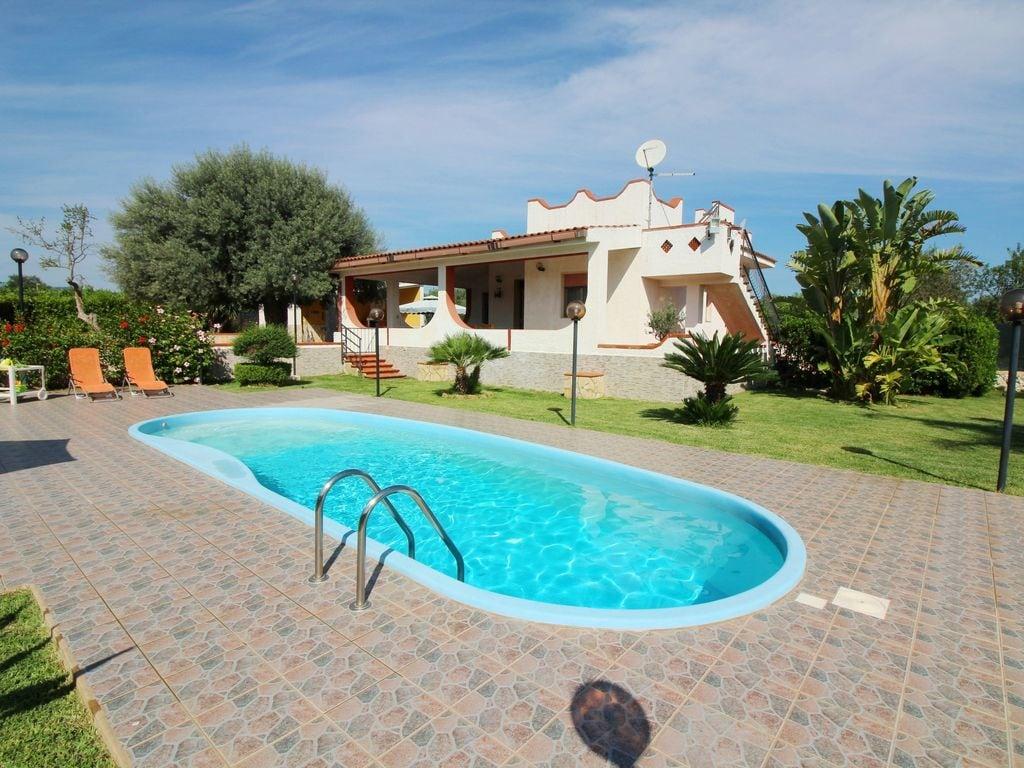 Maison de vacances Fabelhafte kinderfreundliche Villa in Syrakus (278282), Floridia, Siracusa, Sicile, Italie, image 8
