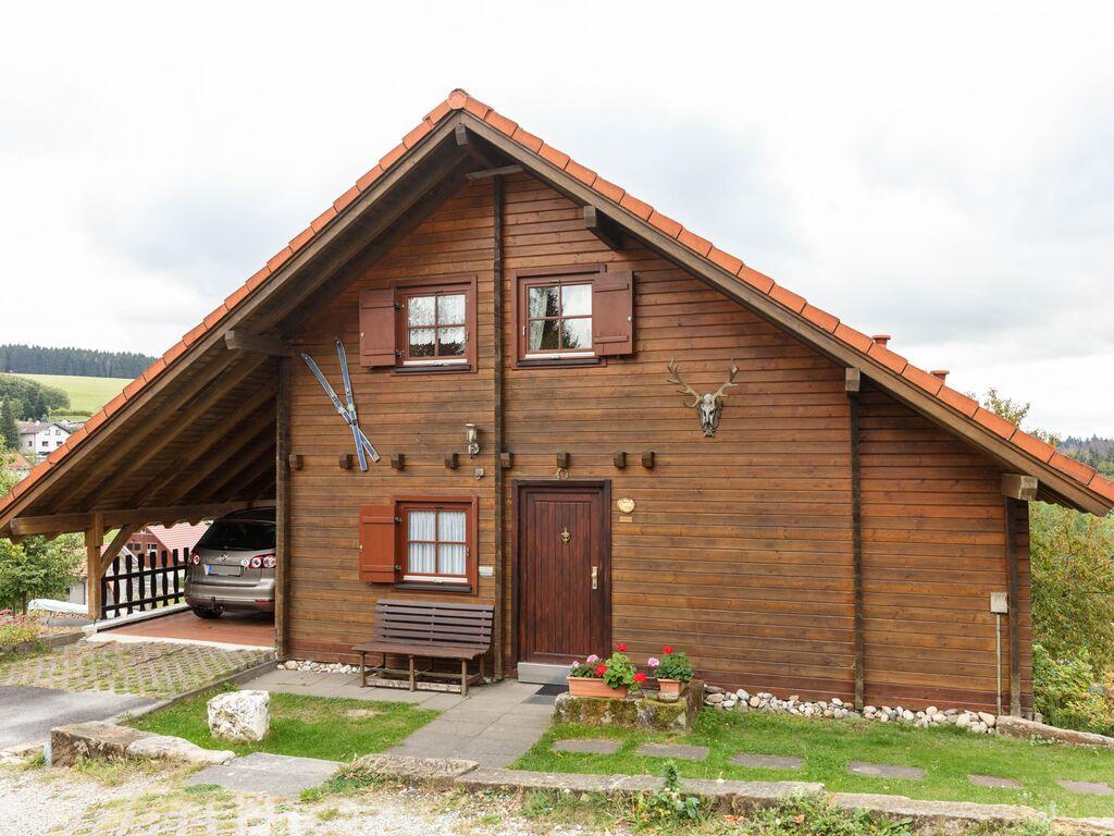 Holiday house Großzügiges Chalet in Hinterrod Thüringen mit Sauna (294332), Eisfeld, Thuringian Forest, Thuringia, Germany, picture 1
