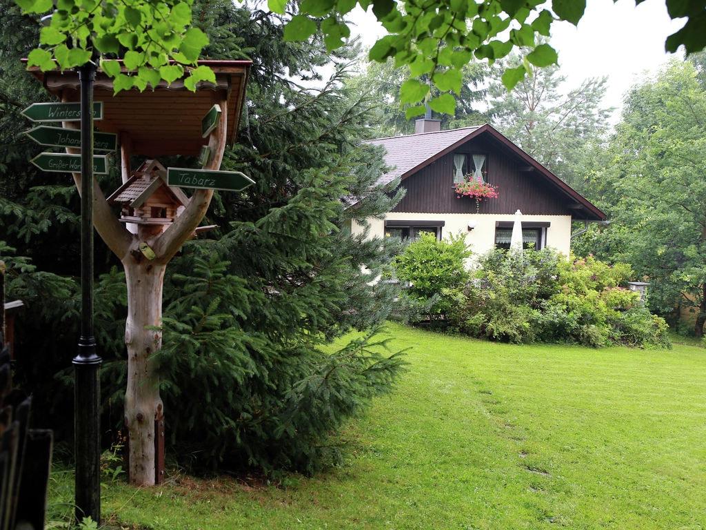Holiday house Attraktives Ferienhaus mit Kamin in Waltershausen (294352), Waltershausen, Thuringian Heartland, Thuringia, Germany, picture 3