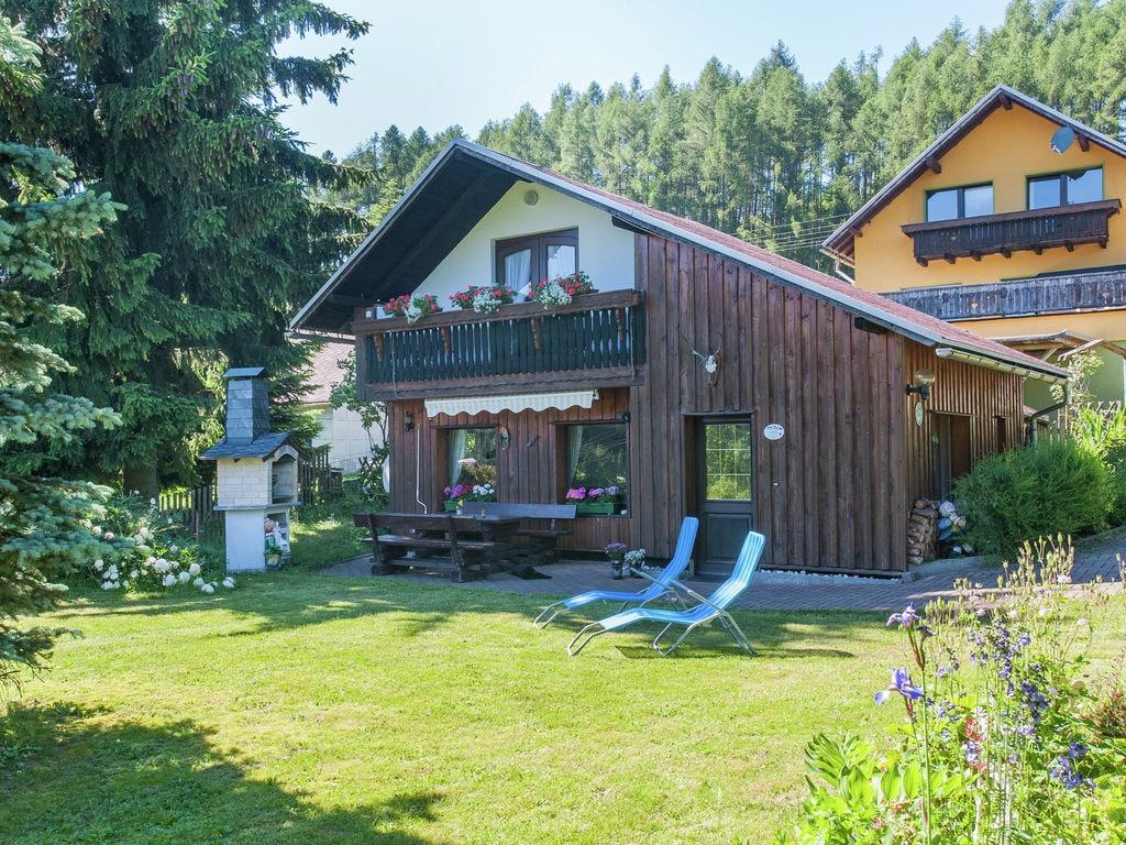 Holiday house Gemütliches Ferienhaus in Piesau nahe den Skipisten (294343), Schmiedefeld, Thuringian Forest, Thuringia, Germany, picture 1