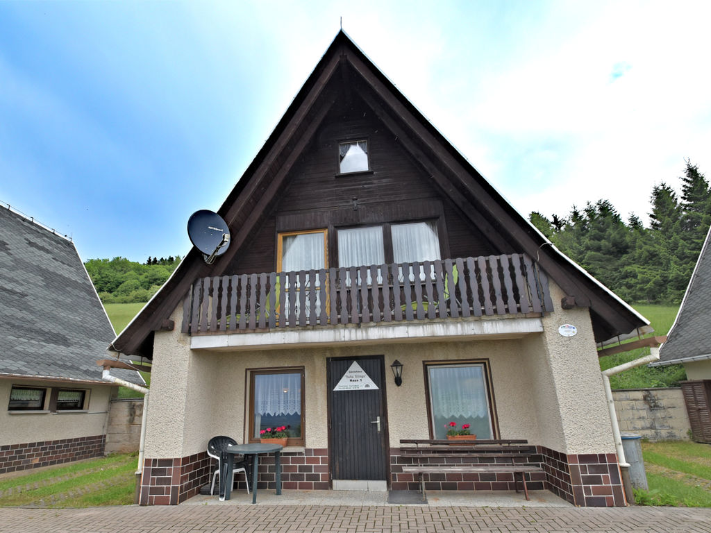Holiday house Idyll. Ferienhaus mit eig. Balkon in Trusetal, Deutschland (294326), Brotterode-Trusetal, Thuringian Forest, Thuringia, Germany, picture 36
